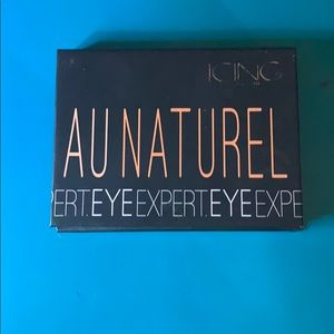 Icing Au Naturel eyeshadow palette